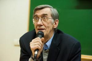 Dr. Antanas Kulakauskas, VDU profesorius / Jono Petronio nuotr.
