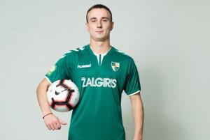 Danielis Ramanovskis /  Elvio Žaldario nuotr.