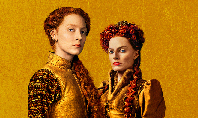 Mary Queen of Scots 6