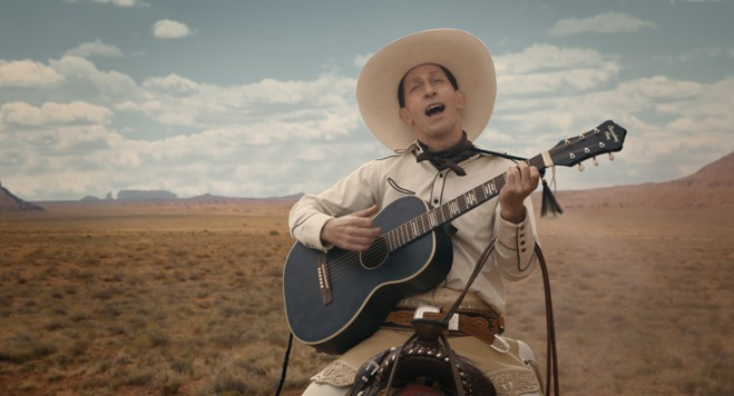 The Ballad of Buster Scruggs 1