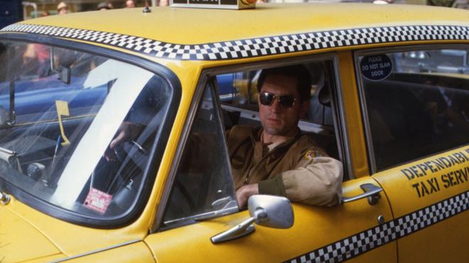 Filmas Taksi vairuotojas