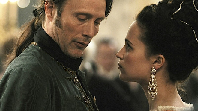 The Royal Affair