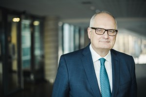 VGTU rektorius Alfonsas Daniūnas / VGTU nuotr.