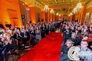 Akimirka iš praėjusių metų Nacionalinių lygybės ir įvairovės apdovanojimų. A. Didžgalvio nuotr.