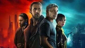 "Kino filmo ""Blade Runner 2049"" plakatas"