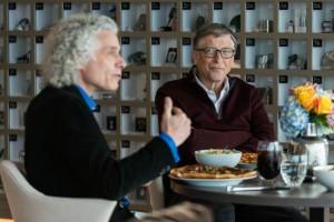 Bill Gates / gatesnotes.com archyvo nuotr.