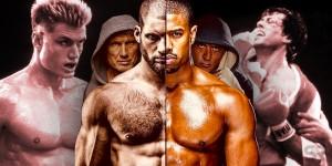 Creed 2 ir Rocky 4 kadrai