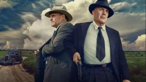 """""""The Highwaymen"""" plakatas / """"Netflix"""" nuotr."""
