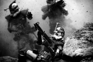 Galactic Warfighters projekto nuotr.