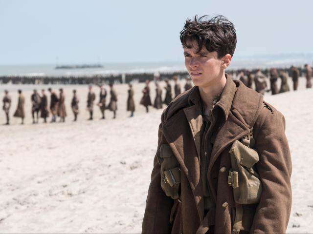 Dunkirk, 2017 movie film