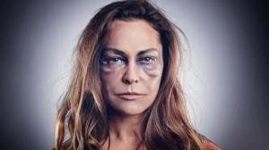 Socialinės reklamos kompanijos prieš smurtą šeimoje nuotr.