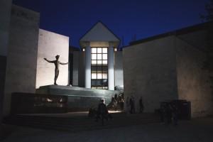Muziejų naktis M. Žilinsko daillės galerijoje. ČDM nuotr.