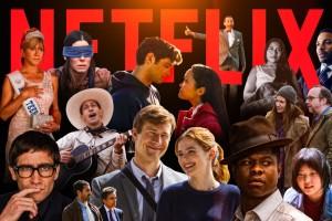Top 10 Netflix filmu serialu