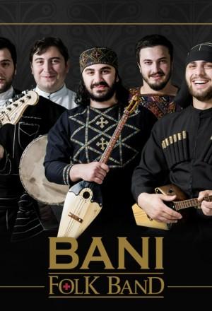 """""""BANI FOLK BAND"""": iš Sakartvelo į pasaulį – per Lietuvą"""