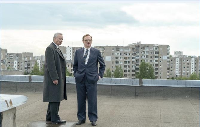 serialas cernobylis