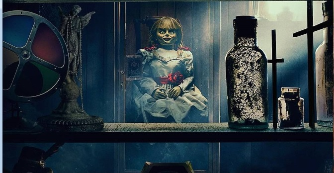 Annabelle-3-siaubo filmas horror movie