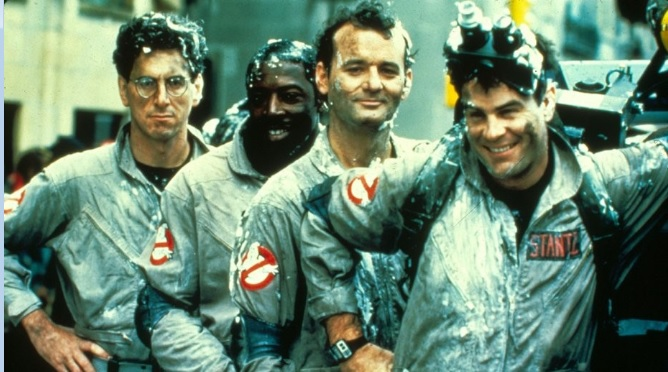 Ghostbusters, 1984 film