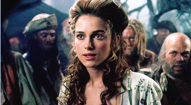 Pirates of the Caribbean The Curse of the Black Pearl, 2003