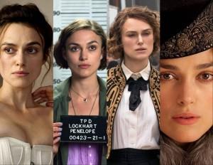 TOP 10 geriausiu Keira Knightley kino vaidmenu