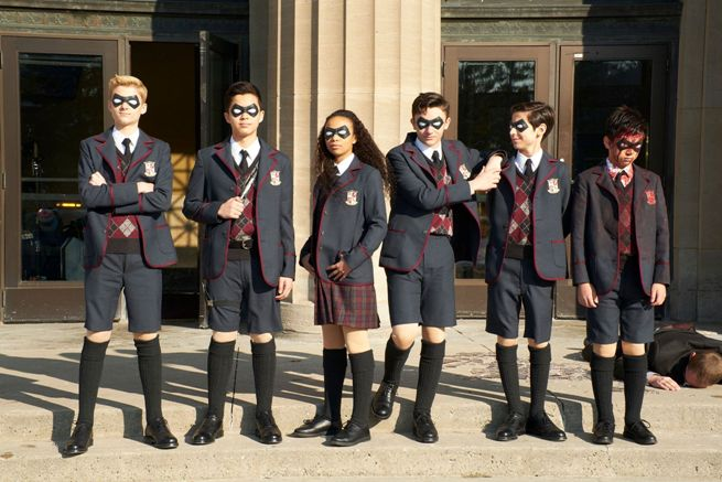 The Umbrella Academy (5)