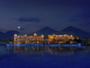 The Leela Palaces, Hotels and Resorts nuotr.