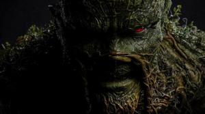"""Serialo """"Swamp Thing"""" kadras"""