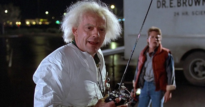 Back to the Future, 1985 2