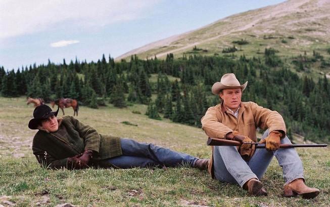 Brokeback Mountain kuprotas Kalnas