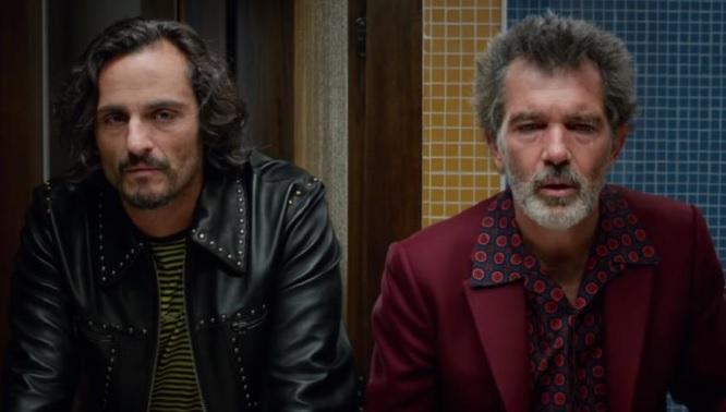 Dolor y gloria, 2019 film movie