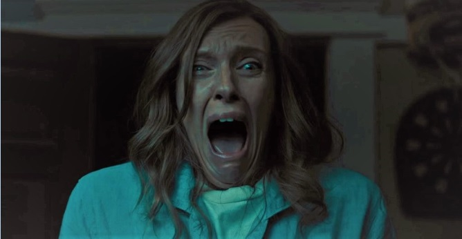 Hereditary horror movie film