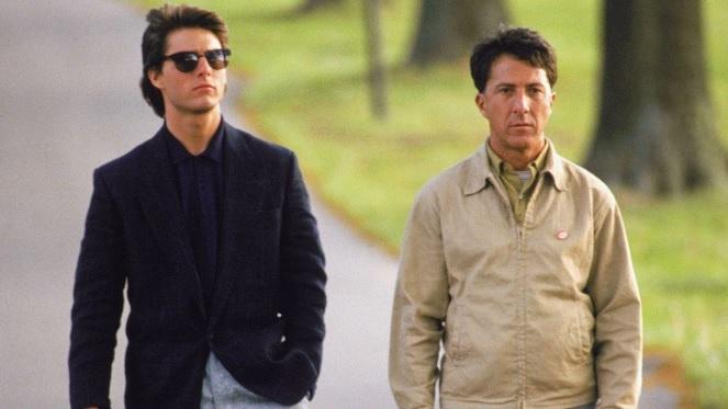 LIETAUS ZMOGUS (Rain Man, 1988)