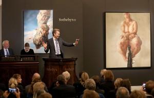 Sotheby's aukciono archyvo nuotr.