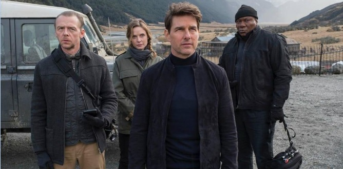 Mission Impossible – Fallout, 2018