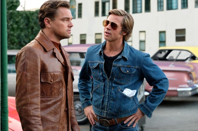 Once Upon a Time in Hollywood, 2019 1