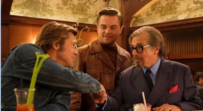 Once Upon a Time in Hollywood, 2019 2