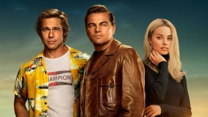 "Filmo ""Once Upon a Time in Hollywood"" kadras"