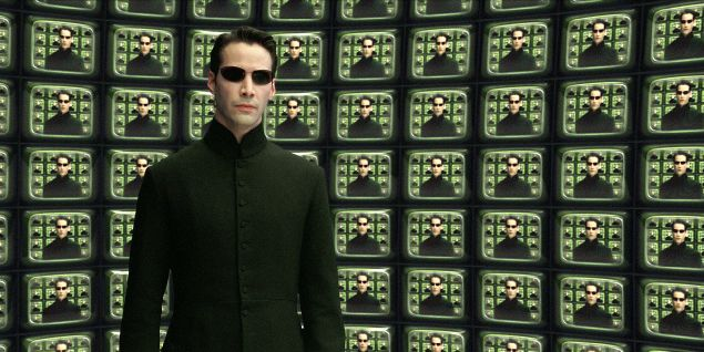 KEANU REEVES Character(s): Neo Film 'THE MATRIX RELOADED' (2003) Directed By ANDY WACHOWSKI, L. WACHOWSKI 07 May 2003 SSD13091 Allstar/WARNER BROS. (USA/AUS 2003) **WARNING** This Photograph is for editorial use only and is the copyright of WARNER BROS. and/or the Photographer assigned by the Film or Production Company & can only be reproduced by publications in conjunction with the promotion of the above Film. A Mandatory Credit To WARNER BROS. is required. The Photographer should also be credited when known. No commercial use can be granted without written authority from the Film Company.