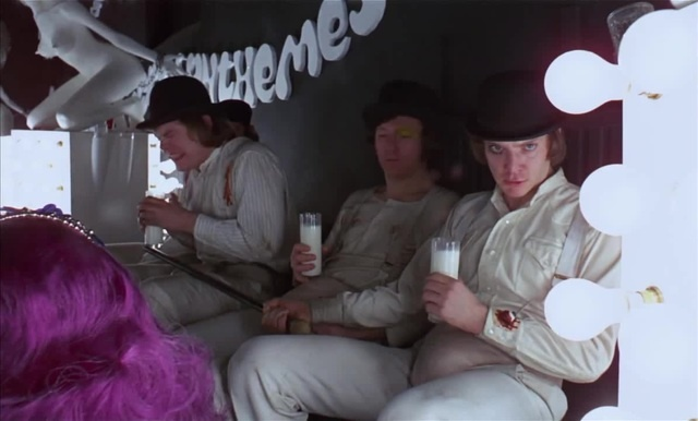 A Clockwork Orange, 1971 2
