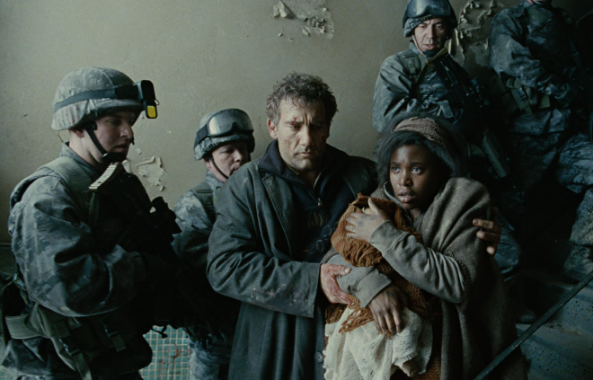 Children of Men, 2006
