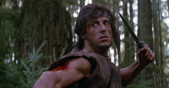 First Blood, 1982