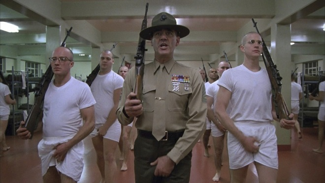 Full Metal Jacket, 1987 film movie