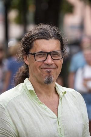 Prof. Gintautas Mažeikis, Vytauto Didžiojo universiteto Socialinės ir politinės kritikos centro vadovas / Jono Petronio nuotr.