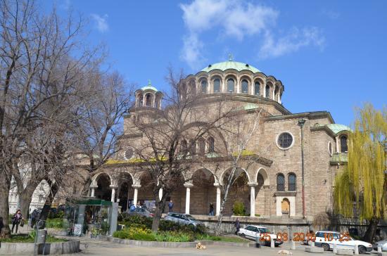 St Nedelya church assault