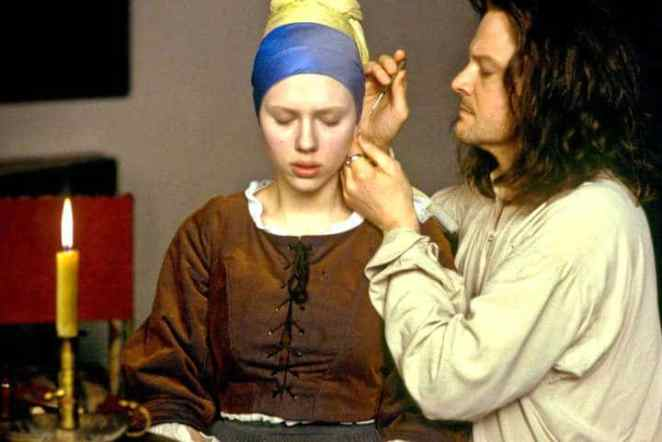 Girl with a Pearl Earring, 2003