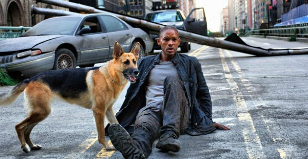 I Am Legend, 2007