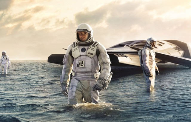 Interstellar, 2014 movie film