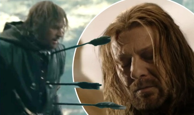 Sean Bean has died 23 times