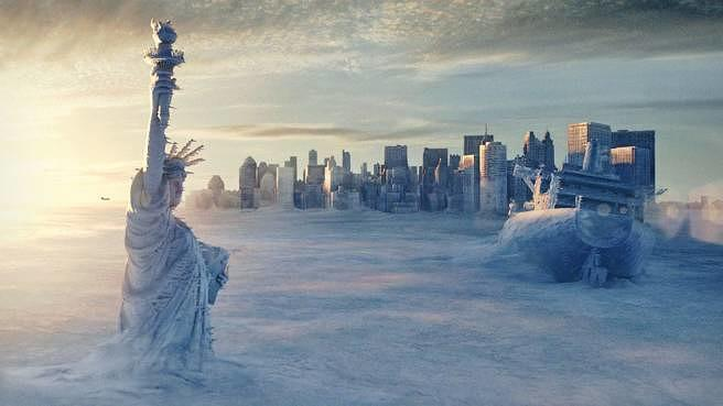 The Day After Tomorrow, 2004 film movie