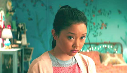 To all the boys I've loved before (2018) film movie netflix